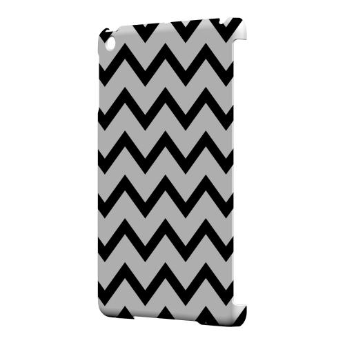 Geeks Designer Line (GDL) Slim Hard Case for Apple iPad Mini - Black on White