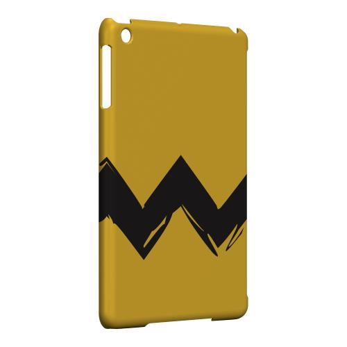 Geeks Designer Line (GDL) Slim Hard Case for Apple iPad Mini - Yellow Good Grief!