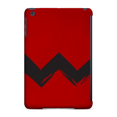 Geeks Designer Line (GDL) Slim Hard Case for Apple iPad Mini - Red Good Grief!