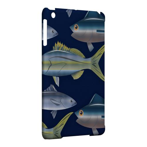 Geeks Designer Line (GDL) Slim Hard Case for Apple iPad Mini - Assorted Fish in the Sea