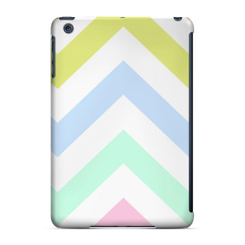 Geeks Designer Line (GDL) Slim Hard Case for Apple iPad Mini - Pastel on White
