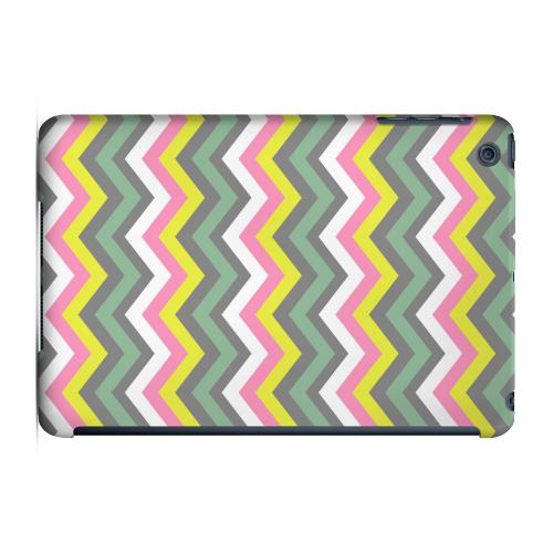 Geeks Designer Line (GDL) Slim Hard Case for Apple iPad Mini - Pink/ Yellow/ Gray/ Green