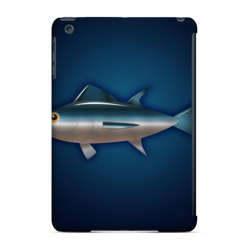 Geeks Designer Line (GDL) Slim Hard Case for Apple iPad Mini - Bluefin Tuna