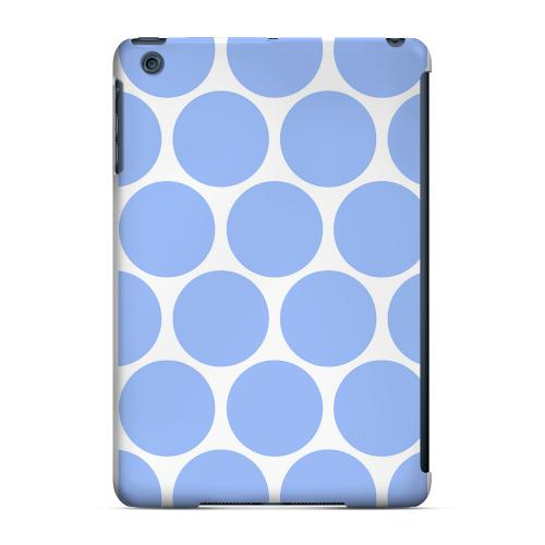 Geeks Designer Line (GDL) Slim Hard Case for Apple iPad Mini - Big & Sky Blue