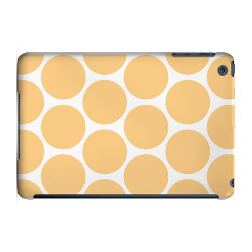 Geeks Designer Line (GDL) Slim Hard Case for Apple iPad Mini - Big & Orange