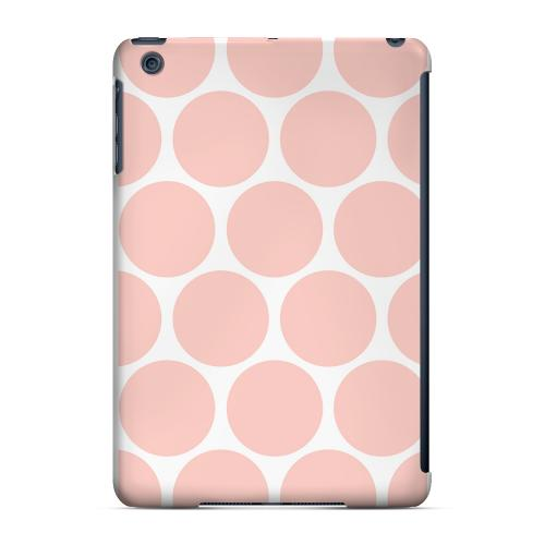 Geeks Designer Line (GDL) Slim Hard Case for Apple iPad Mini - Big & Baby Pink