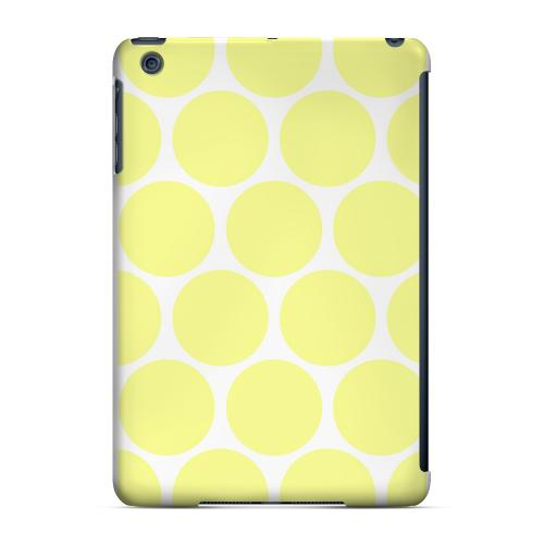 Geeks Designer Line (GDL) Slim Hard Case for Apple iPad Mini - Big & Yellow