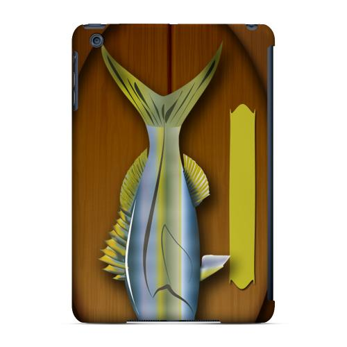 Geeks Designer Line (GDL) Slim Hard Case for Apple iPad Mini - Fish Trophy