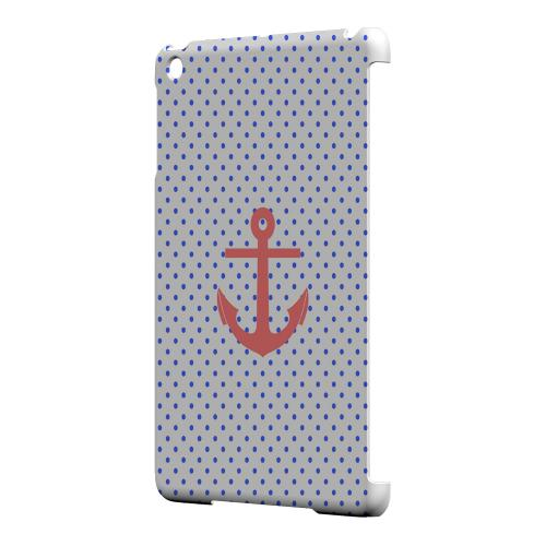 Geeks Designer Line (GDL) Slim Hard Case for Apple iPad Mini - Anchor