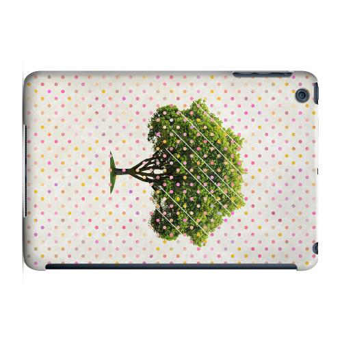 Geeks Designer Line (GDL) Slim Hard Case for Apple iPad Mini - Tree