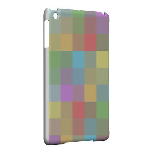 Geeks Designer Line (GDL) Slim Hard Case for Apple iPad Mini - Pixelated