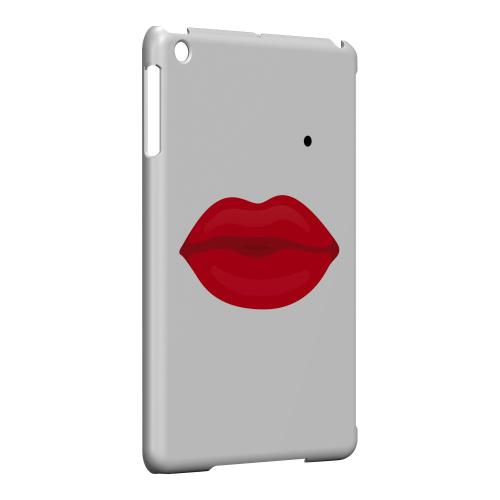 Geeks Designer Line (GDL) Slim Hard Case for Apple iPad Mini - Glamour Lips