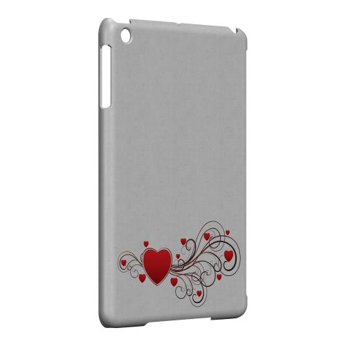 Geeks Designer Line (GDL) Slim Hard Case for Apple iPad Mini - Love Bloom