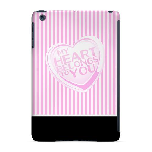 Geeks Designer Line (GDL) Slim Hard Case for Apple iPad Mini - My Heart