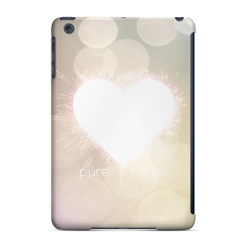 Geeks Designer Line (GDL) Slim Hard Case for Apple iPad Mini - Pure Love