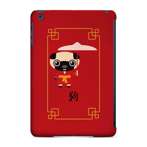 Geeks Designer Line (GDL) Slim Hard Case for Apple iPad Mini - Chibi Dog