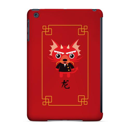 Geeks Designer Line (GDL) Slim Hard Case for Apple iPad Mini - Chibi Dragon