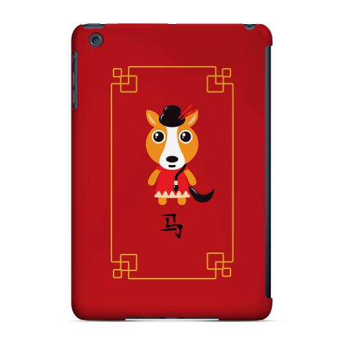 Geeks Designer Line (GDL) Slim Hard Case for Apple iPad Mini - Chibi Horse