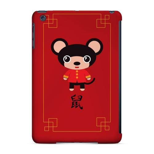 Geeks Designer Line (GDL) Slim Hard Case for Apple iPad Mini - Chibi Rat