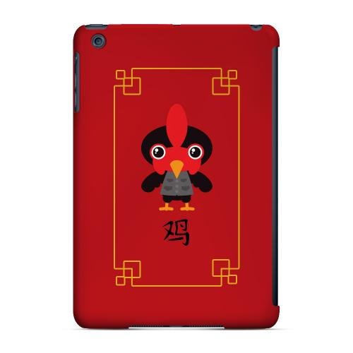 Geeks Designer Line (GDL) Slim Hard Case for Apple iPad Mini - Chibi Rooster