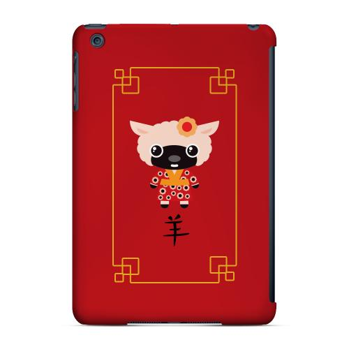Geeks Designer Line (GDL) Slim Hard Case for Apple iPad Mini - Chibi Sheep