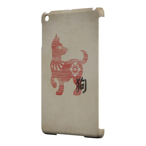 Geeks Designer Line (GDL) Slim Hard Case for Apple iPad Mini - Grunge Dog