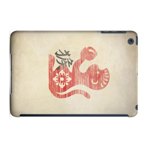 Geeks Designer Line (GDL) Slim Hard Case for Apple iPad Mini - Grunge Monkey