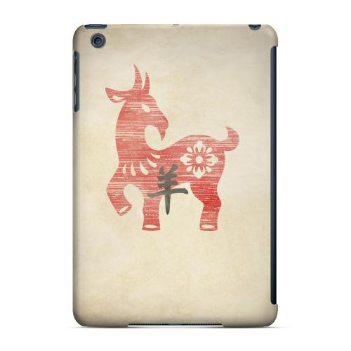 Geeks Designer Line (GDL) Slim Hard Case for Apple iPad Mini - Grunge Sheep