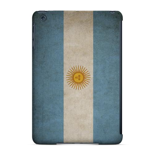 Geeks Designer Line (GDL) Slim Hard Case for Apple iPad Mini - Grunge Argentina