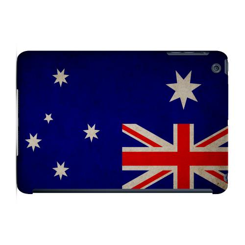 Geeks Designer Line (GDL) Slim Hard Case for Apple iPad Mini - Grunge Australia