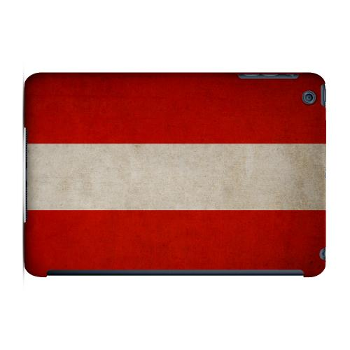 Geeks Designer Line (GDL) Slim Hard Case for Apple iPad Mini - Grunge Austria