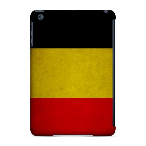 Geeks Designer Line (GDL) Slim Hard Case for Apple iPad Mini - Grunge Belgium