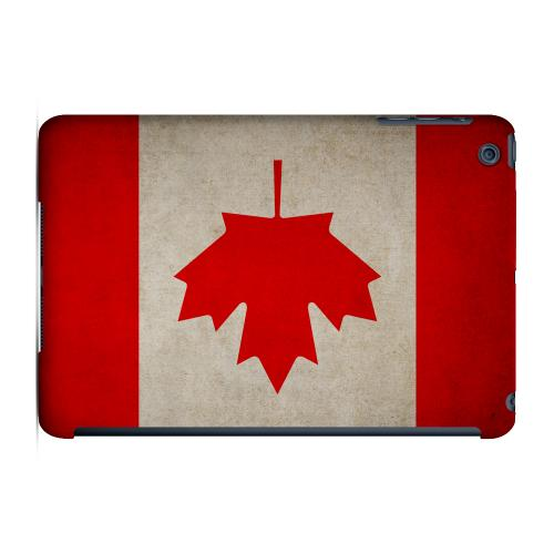 Geeks Designer Line (GDL) Slim Hard Case for Apple iPad Mini - Grunge Canada
