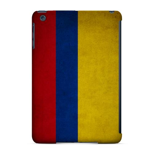Geeks Designer Line (GDL) Slim Hard Case for Apple iPad Mini - Grunge Colombia