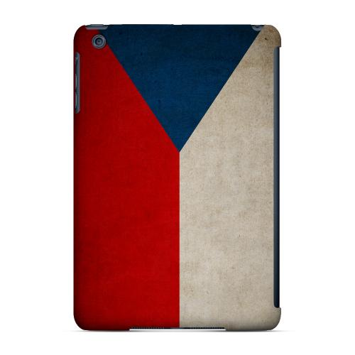 Geeks Designer Line (GDL) Slim Hard Case for Apple iPad Mini - Grunge Czech Republic