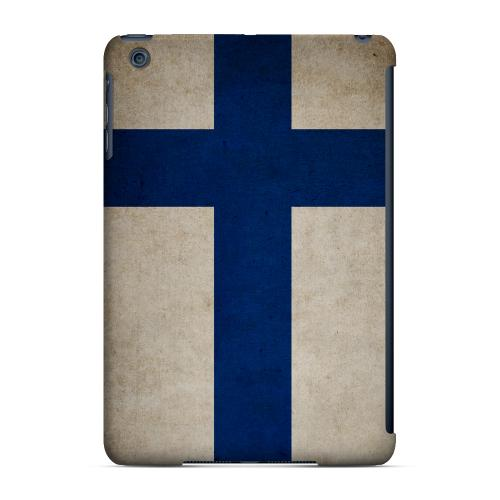 Geeks Designer Line (GDL) Slim Hard Case for Apple iPad Mini - Grunge Finland