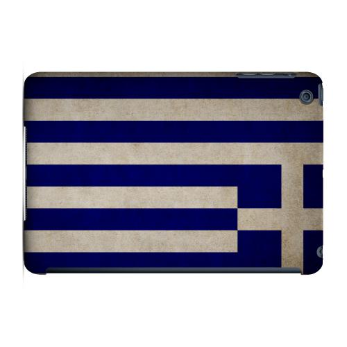 Geeks Designer Line (GDL) Slim Hard Case for Apple iPad Mini - Grunge Greece