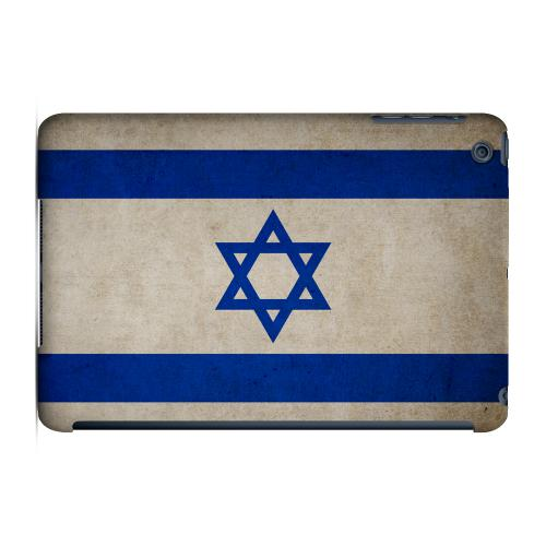 Geeks Designer Line (GDL) Slim Hard Case for Apple iPad Mini - Grunge Israel