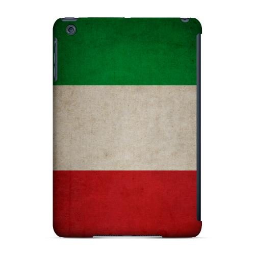 Geeks Designer Line (GDL) Slim Hard Case for Apple iPad Mini - Grunge Italy