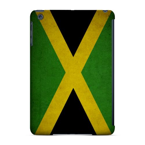 Geeks Designer Line (GDL) Slim Hard Case for Apple iPad Mini - Grunge Jamaica