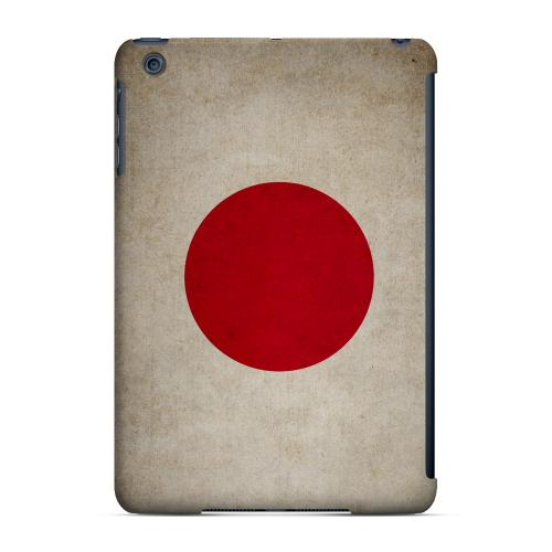 Geeks Designer Line (GDL) Slim Hard Case for Apple iPad Mini - Grunge Japan