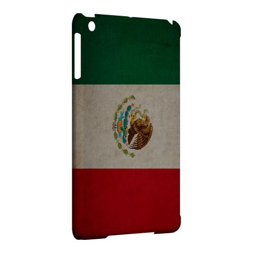 Geeks Designer Line (GDL) Slim Hard Case for Apple iPad Mini - Grunge Mexico