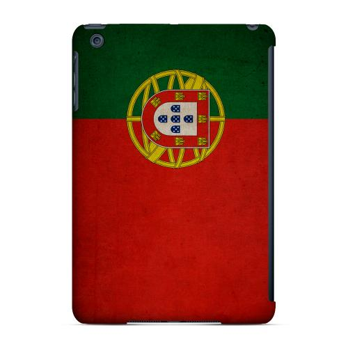 Geeks Designer Line (GDL) Slim Hard Case for Apple iPad Mini - Grunge Portugal