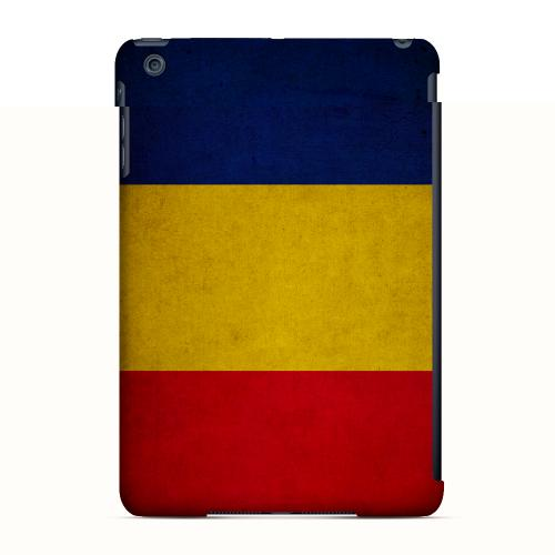 Geeks Designer Line (GDL) Slim Hard Case for Apple iPad Mini - Grunge Romania