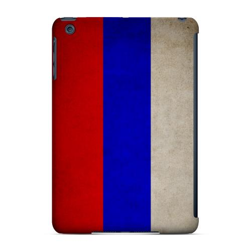 Geeks Designer Line (GDL) Slim Hard Case for Apple iPad Mini - Grunge Russia