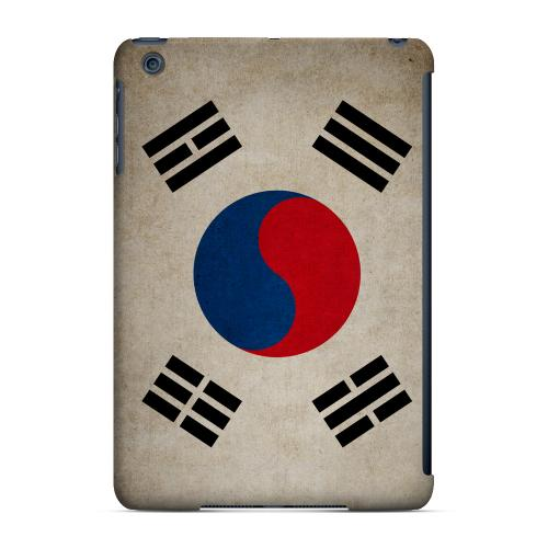 Geeks Designer Line (GDL) Slim Hard Case for Apple iPad Mini - Grunge South Korea