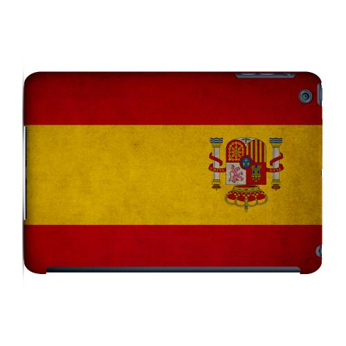 Geeks Designer Line (GDL) Slim Hard Case for Apple iPad Mini - Grunge Spain