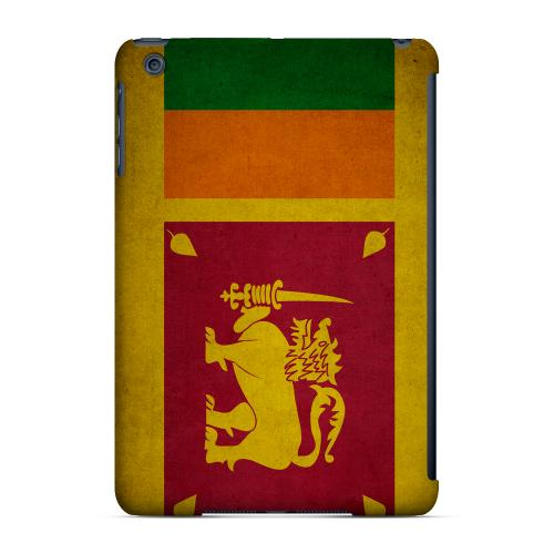 Geeks Designer Line (GDL) Slim Hard Case for Apple iPad Mini - Grunge Sri Lanka
