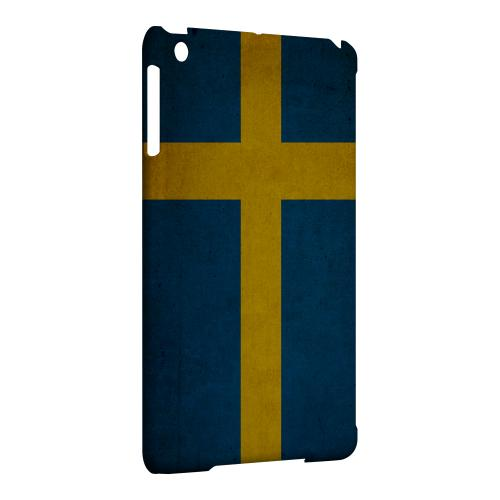 Geeks Designer Line (GDL) Slim Hard Case for Apple iPad Mini - Grunge Sweden