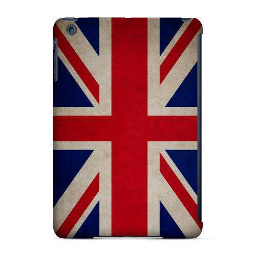 Geeks Designer Line (GDL) Slim Hard Case for Apple iPad Mini - Grunge United Kingdom